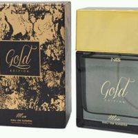 eau de parfum GOLD edition